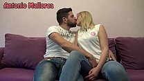 I PICKED UP AN UKRAINIAN TEEN and i KISSED HER PASSIONATELY (ASS GRABBING) صورة