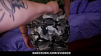 DadCrush - Sergeant Stepdad Fucks Hot Stepdaughter (Rina Ellis)