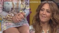 Andrea Legarreta Excitada Enseñando Pantaletas