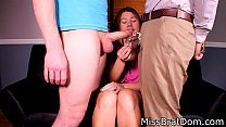 BP135-Miss Brat: Cuckold Bossy Wife