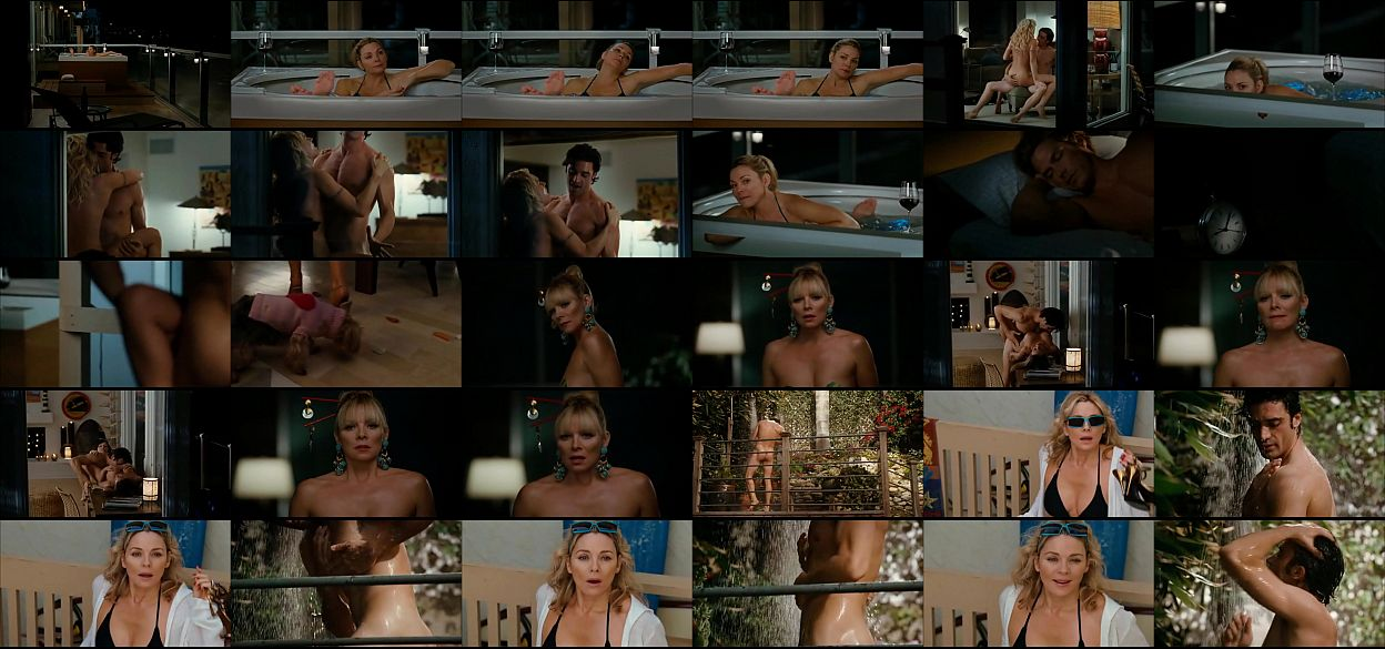 Sex and the city the movie nude scenes
