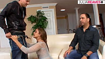 I watch my wife fucking another guy but he´s not better then me, for sure