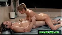 TylerNixon & AlexisFawx - Sensual fucking during nuru massage Preview