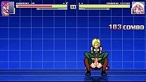 Dragon Futanari fucks Android 18
