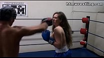 12298 Maledom - Lost Bet Strip Fight preview