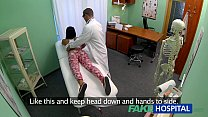 FakeHospital Young teen girl not on birth control bends over tumblr xxx video