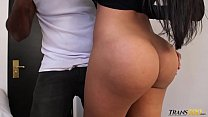 Jessi Martinez Gets Her Shemale Ass Slammed