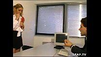 sodomie profonde au bureau video