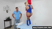 RealityKings - Monster Curves - Johnny Castle Marsha May - Asscrobatics