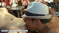 11180 DANCING BEAR - Group Of Horny Women Taking Dick From Male Strippers preview