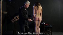 Little slut cannot stay put, she has to be educated