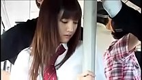 Screenshot Japanese School girl Jk Bus Gangbang Molester  gbang Molester Pl