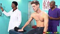 Rectal Examination Turns Into Gay DP