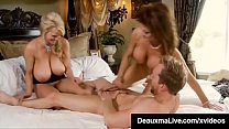 Busty Mommy Deauxma Bangs Milf Kelly Madison & ...