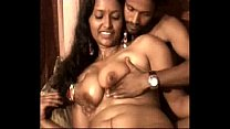 Desi indian woman and young man preview image
