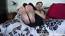 I Want To Help You Jerk Off To My Feet