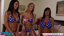 Sexy girls Jessica Jaymes, Lisa Ann and Nicole ...