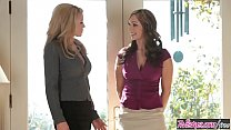 (Destiny Dixon, Randy Moore) - hot lesbian will do anything to sell a house - Twistys