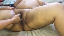 14034 I masturbated my girlfriend, a Mexican chubby who also masturbates in the video, and let me record it without complaining or blackmail. preview