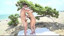 japan girl hikari minami was 3some on the beach pornhub video