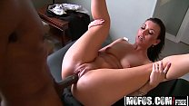 Mofos - Milfs Like It Black - (Honey White) - Mouth to Mouth