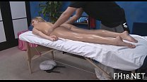 Arse massage porn