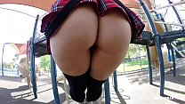 Bad Schoolgirl Caught Skipping gets Fucked by Gym Coach - Molly Pills - Young Tight Slut Punished by Teacher with Facial POV