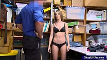 milf tutor: Shoplifter kimmy granger gets boned hard thumbnail