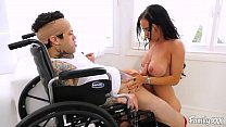 MILF Stepmom Fucks Her Injured Stepson and Has ...