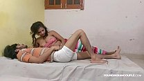 Indian Cousin Sister In Jegging Rubbing Her Wet