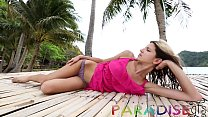 Paradise Gfs - Shooting Russian model in Paradise turns to into sex - Day 2