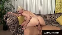 Flawless Body GILF Dalny Marga Gorges Herself on Hard Cock