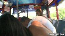 sex bf vedeo - 2 hot latinas share cock thumbnail