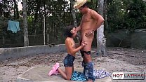 The country latin teen got in the ass and mouth - Polly Petrova - Ed Junior -  -  - Preview