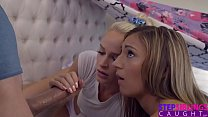 Image: Sis Eats BFFs Creampie Pussy As Payback For Naughty Tricks S6:E2