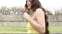 Amateur Teen Girl Masturbate With Dildo clip-31