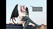Succubus and princess 2 صورة