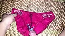 Sịp em màu tím mộng mơ  | Cum on panties compilation the best!