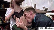 Sex On Cam With Big Melon Tits Sluty Office Girl (shawna lenee) vid-28