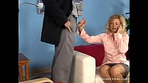 Blonde Housewife Katie Spreads For Dick Preview
