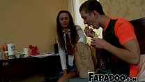 Teen Couple Kissing And Touching Each Other! - 69VClub.Com