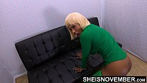 Forced The Pussy Juice Out Of My Brat Daughter Inlaw With Sex Machine , Black Stepdaughter Msnovember Standing Up With Ass Spread Open by Father Extreme Punishment 4k by Sheisnovember صورة