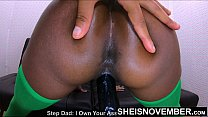 Forced The Pussy Juice Out Of My Brat Daughter Inlaw With Sex Machine , Black Stepdaughter Msnovember Standing Up With Ass Spread Open by Father Extreme Punishment 4k by Sheisnovember thumbnail