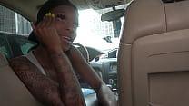 Uber Driver Gives Amazing Sloppy Head To Her Passenger- DSLAF