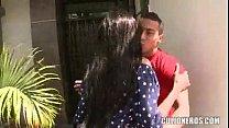 madre se folla a novio de su h.
