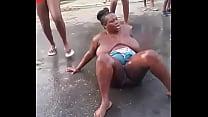 girls go wild in public
