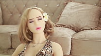 ESDOLL 148m Silicone Sex Doll With 3 Entries D Cup Lifelike Real Doll