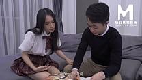 【国产】麻豆传媒作品/MD-0134校园禁果系列-色诱老...