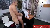 Punish Teens - Extreme Hardcore Sex from PunishMyTeens.com 06