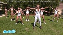 CamSoda - Fantasy Fighting Sexy Models Style